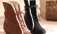 Bantlı Ayakkabı Modelleri