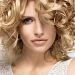 kısa Kına Saç Modelleri