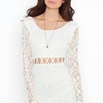 beyaz 2016 Yazlık Elbiseler
