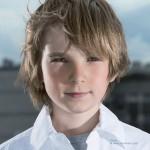 dalgalı Erkek Çocuk Saç Modelleri