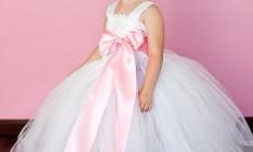 2016 Çocuk Gelinlik Modelleri
