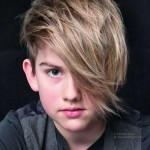 farklı Erkek Çocuk Saç Modelleri