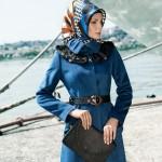 kadın Abiye Pardesü Modelleri