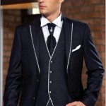 lacivert renk 2016 Damat Takım Elbise