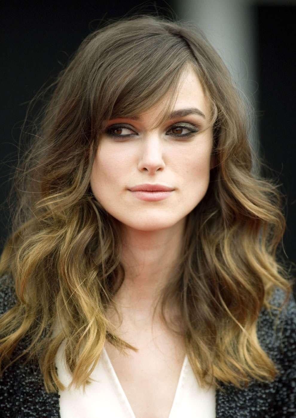 13 Omuz Hizası Saç Modeli