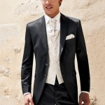 siyah 2016 Damat Takım Elbise