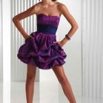 trend Kısa Nişan Elbiseleri