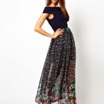 şeffaf Hamile Elbise Modelleri