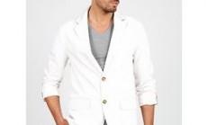 Beyaz ceket modelleri