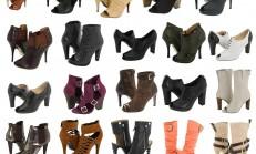 Kapalı ayakkabı modelleri