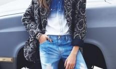 Bayan Kot Gömlek Modelleri