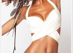 Dolgulu Bikini Modelleri
