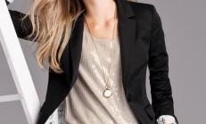 Klasik bayan gömlek modelleri
